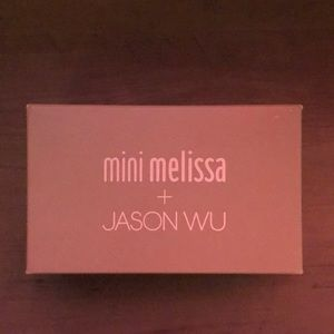 Mini Melissa's shoes